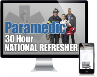 30 Hour Paramedic NCCP National Refresher Course Online