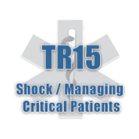 TR15 - Shock/Managing Critical Patients