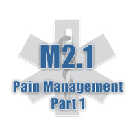 M2.1 Pain Management Part 1
