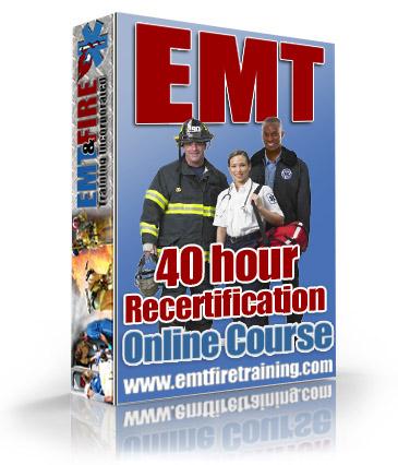 EMT Recertification Package