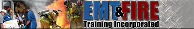 EMT & Fire Training, Inc.