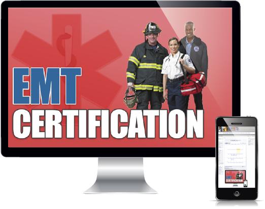 EMT Online Certification