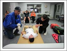 initial assessment of trauma patient