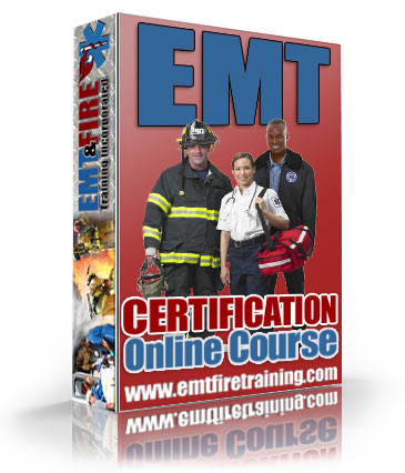 EMT Certification Course Online