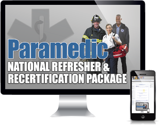 Paramedic Online Refresher