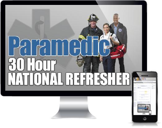 Paramedic 30 Hour